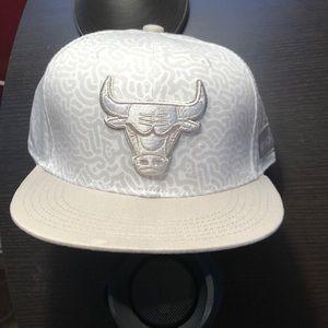 Chicago Bulls Baseball Cap - Authentic